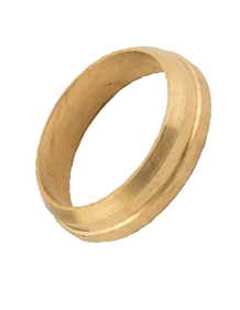 Brass IS-319 / BS - 218 Back Ferrule - BF
