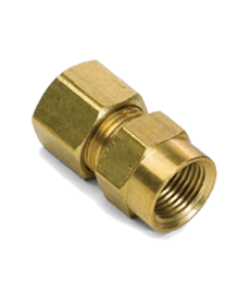 Brass IS-319 / BS - 218 Female Connector - FC