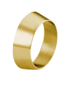 Brass IS-319 / BS - 218 Front Ferrule - FF