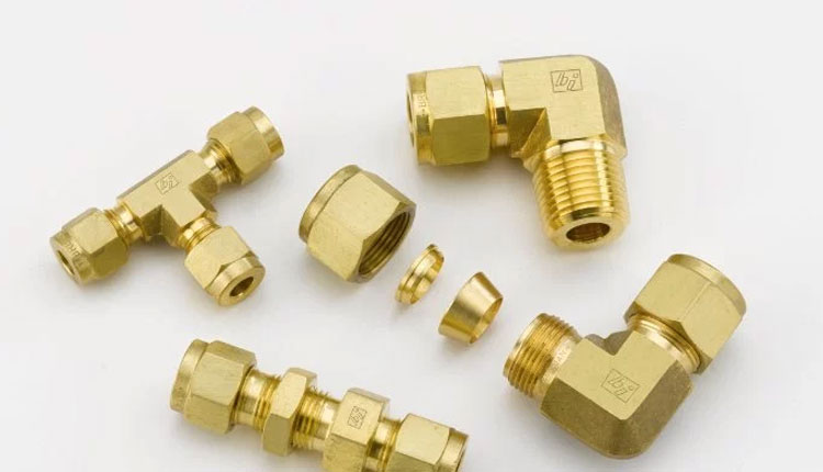 Brass BS 218 Instrumentation Tube Fittings