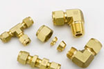 Brass IS 319 / BS 218 Instrumentation Fittings