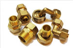 IS 319 Brass Instrumentation Tube Fittings