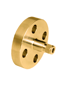 Brass IS-319 / BS - 218 Intergral Flange Connector