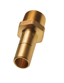 Brass IS-319 / BS - 218 Male Adapter - MA