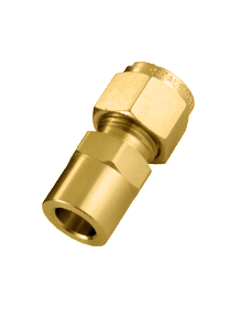 Brass IS-319 / BS - 218 Tube Socket Weld Union - TSWU