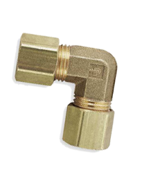Brass IS-319 / BS - 218 Union Elbow - UE