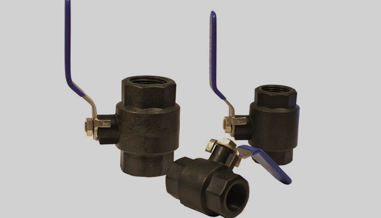 SA105 Carbon Instrumentation Ball Valves