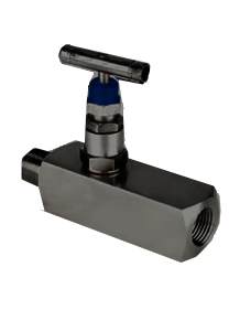 Carbon Steel A105 Gauge Valve – Block & Bleed