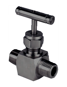 A105 Carbon Steel Needle Valve – M x M