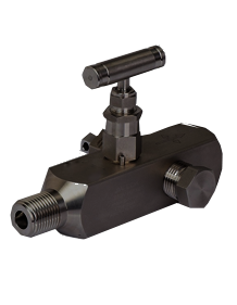 SA 105 Gauge Valve – Multiport