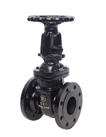 Carbon SA105 Rising Stem Ball Valves