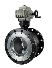A105 Carbon Steel Segmented Ball Valves