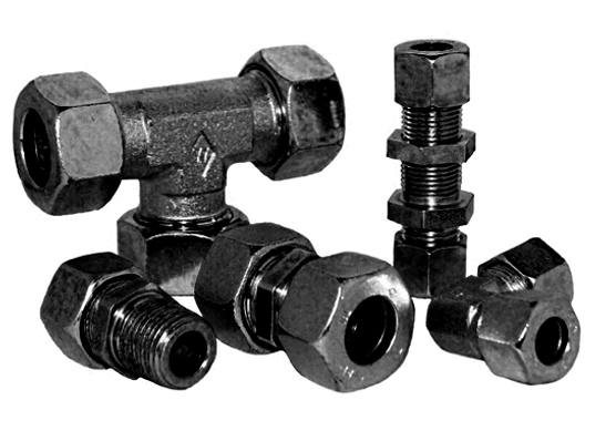 Carbon Steel Instrumentation Tube Fittings