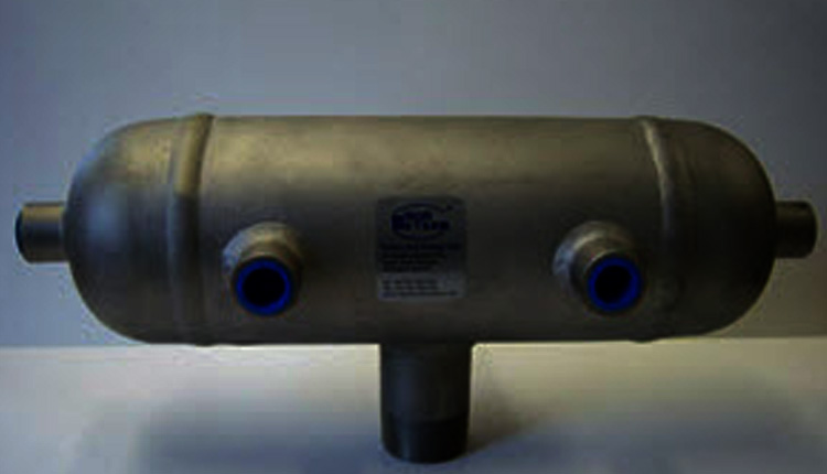 Carbon Steel A105 Condensate Pot