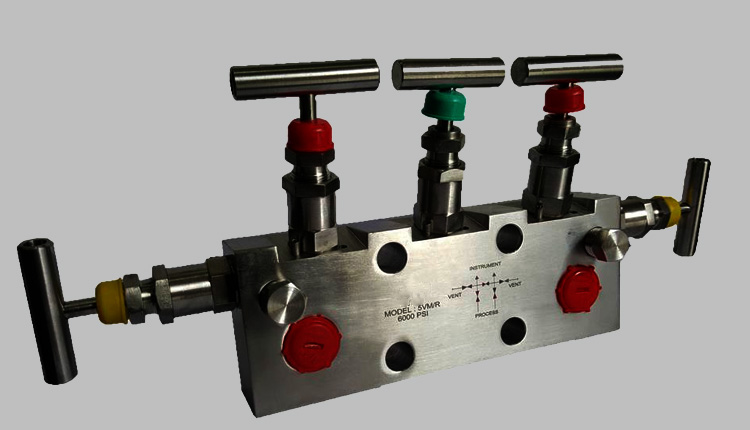 Carbon Steel A105 Manifold Valves