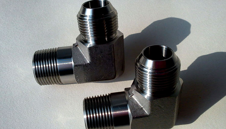 Cr-Mo High Pressure Pipe Fittings