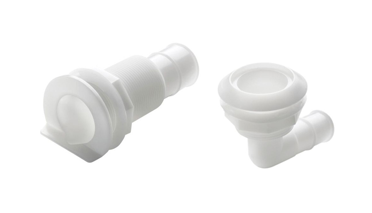 Delrin Fittings