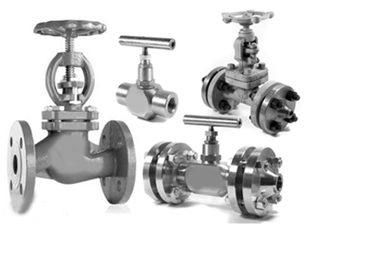 Duplex and Super Duplex Steel Forged Steel Valves