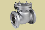 SS S31603 Forged Check Valve