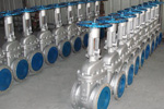 Duplex S31803 / S32205 Forged Steel Gate Valves