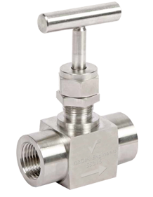 Hastelloy Alloy Hex Needle Valve – M x F