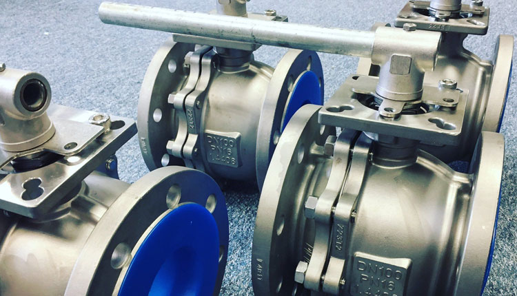 Incoloy® Alloy Instrumentation Ball Valves