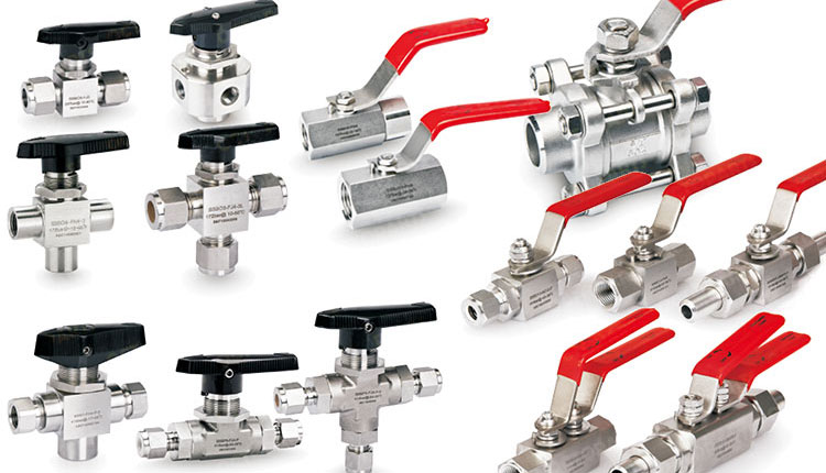 Alloy Steel Instrumentation Ball Valves