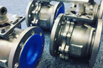 Cr-Mo Instrumentation Ball Valve