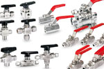 Instrumentation Incoloy Ball Valves