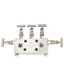 Stainless Steel 904L Manifold-R-5 Way-02 Valve