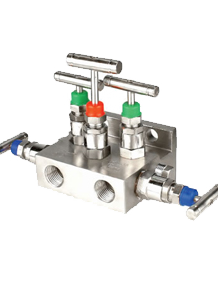 Stainless Steel 904L Manifold-T-2 Way-02 Valve