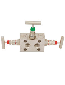 Stainless Steel 904L Manifold-H-3 Way Valve