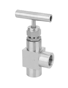 Hastelloy Needle Valve – Angle