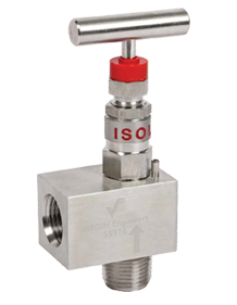 Hastelloy Needle Valve – M x M
