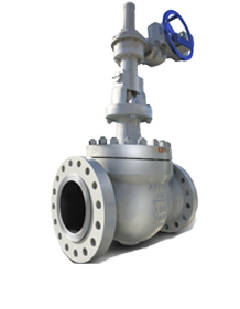 Chromium Molybdenum Rising Stem Ball Valves