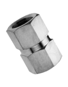 Stainless Steel Hex Reducing Coupling
