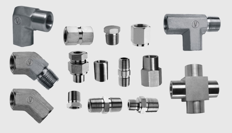 Titanium R50400 High Pressure Pipe Fittings