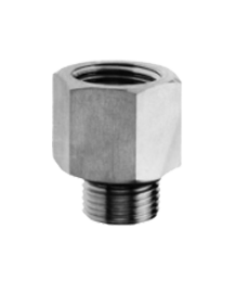 Stainless Steel SAE Adapter