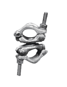 Stainless Steel 304 Swivel Pipe Clamps