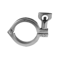 Stainless Steel 304 Triclover Clamps