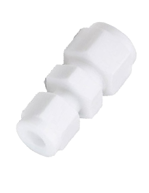 PTFE Bulk Head Male Connector - BMC