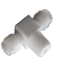 PTFE Male Branch Tee - MBT