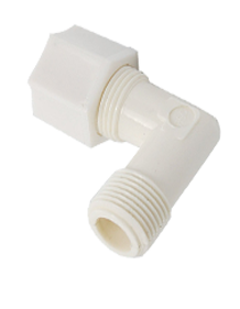 Teflon / PTFE Male Elbow - ME