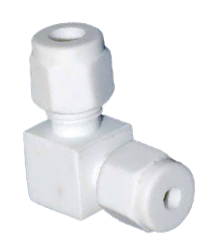 Teflon / PTFE Union Elbow - UE
