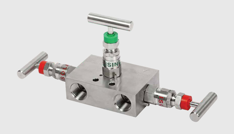 Manifold Steel Valves